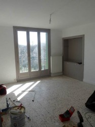 Renovation appartement bloc mazza